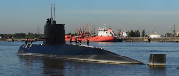 """Carta de un Submarinista Colombiano a esos 44 """"locos"""""""