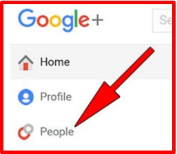 how to find facebook friends on google+