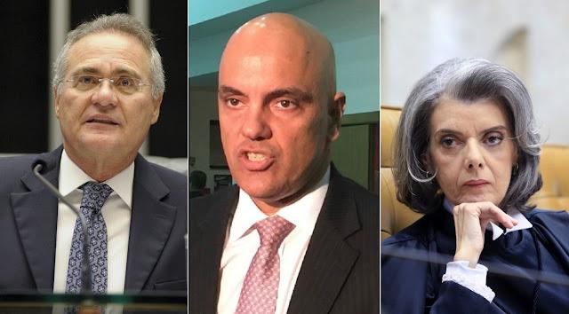 Temer pretende colocar os três lado a lado no evento de lançamento do Pacto Nacional pela Segurança Pública, previsto para esta sexta-feira (28)