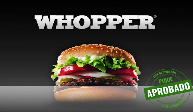 Como Ganar Una Whopper Gratis en Burger King