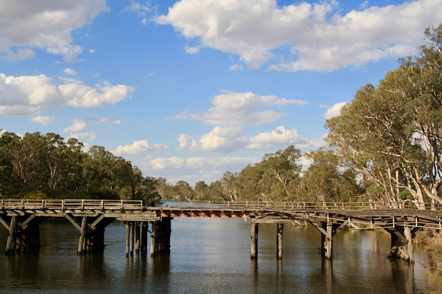 Nagambie Chinamans Bridge