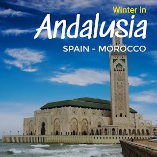 Paket Tour Wisata Maroko Spanyol