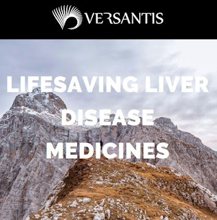 Versantis Develop Life-Saving Therapy For Rare Liver Diseases