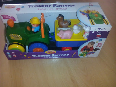 Dumel- Traktor Farmer