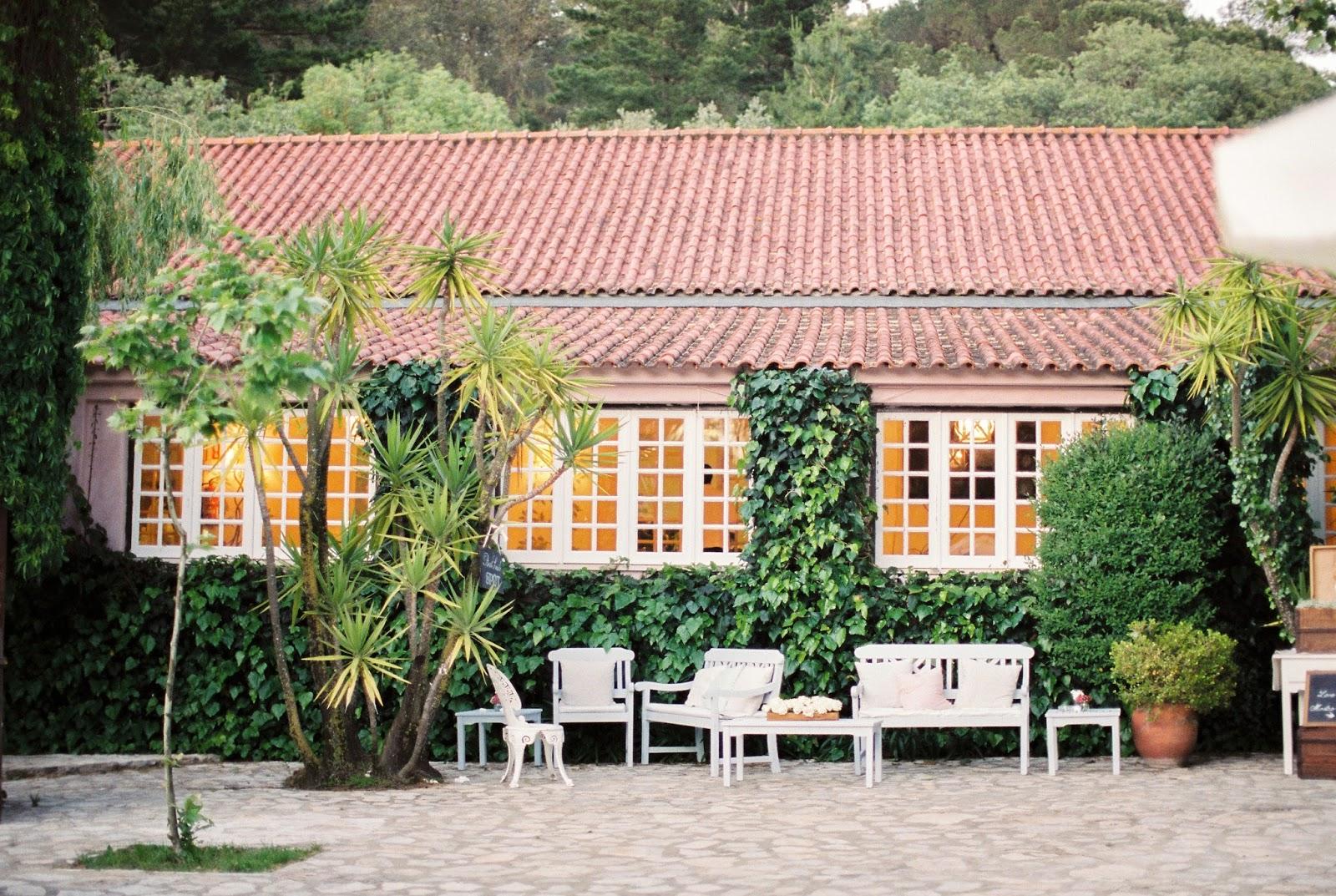 Como escolher o espaço perfeito para o teu casamento