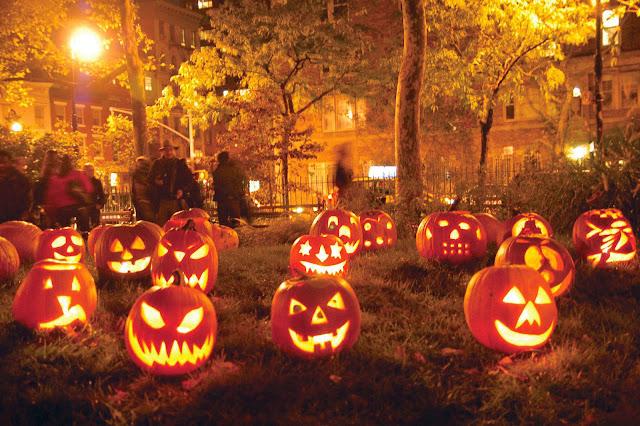 Halloween, Dia das Bruxas, Origem