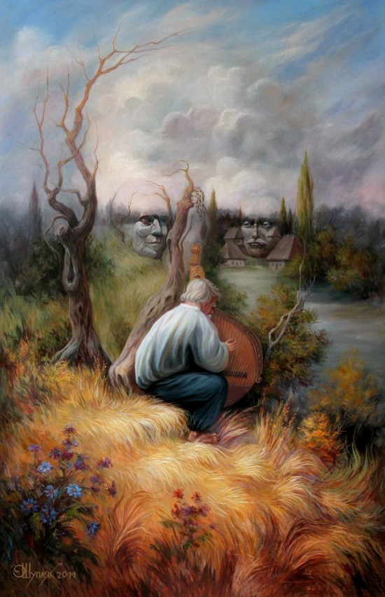 Optical Illusions By Oleg Shuplyak-1