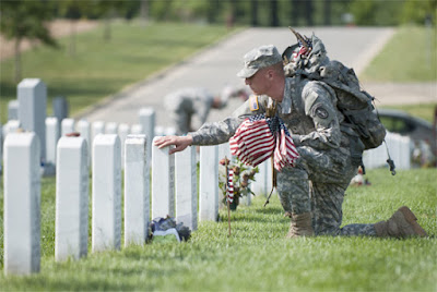 procedure you need to know when you want to bury in the Arlington Cemetery