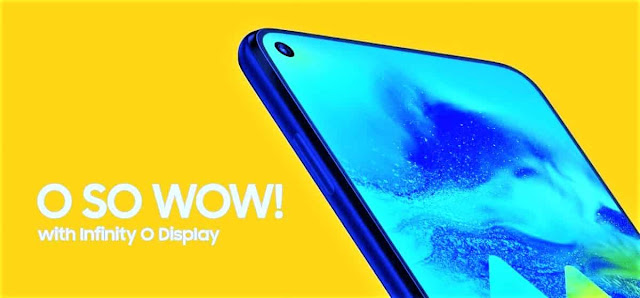 Samsung Galaxy M40 Phone