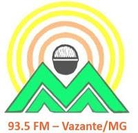 o Montanheza FM 93,5 de Vazante MG