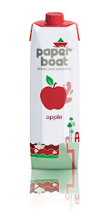 After the success of 500ml Tetra Pak cartons, Paper Boat extends to shareable 1 litre family pack