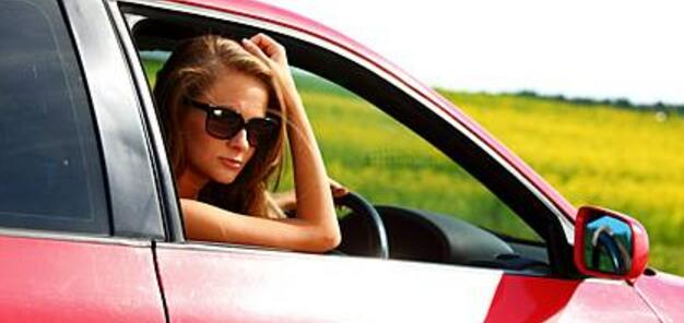 womens oakley sunglasses cheap  women driving car with cheap oakley sunglasses