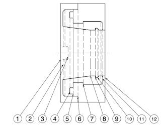 Gamme d'usinage - dossier de fabrication - cotation fonctionnelle - cotation de fabrication - montage - isostatisme - mise en position - fabrication de précision - fabrication conventionnelle - bureau de méthode - bureau d'etude - nomencalture