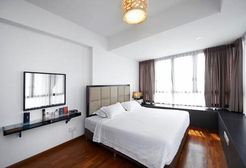 Fortville 1 Bedroom + Study Bedroom