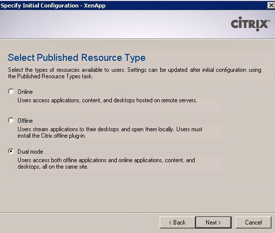 Citrix XenApp 6.5 : Part 8 Installing Web Interface