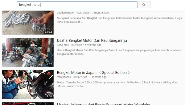 Membangun Channel Youtube Otomotif