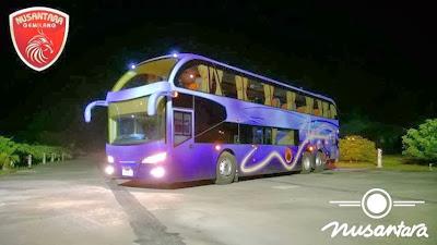 Cityliner Karoseri Nusantara Gemilang