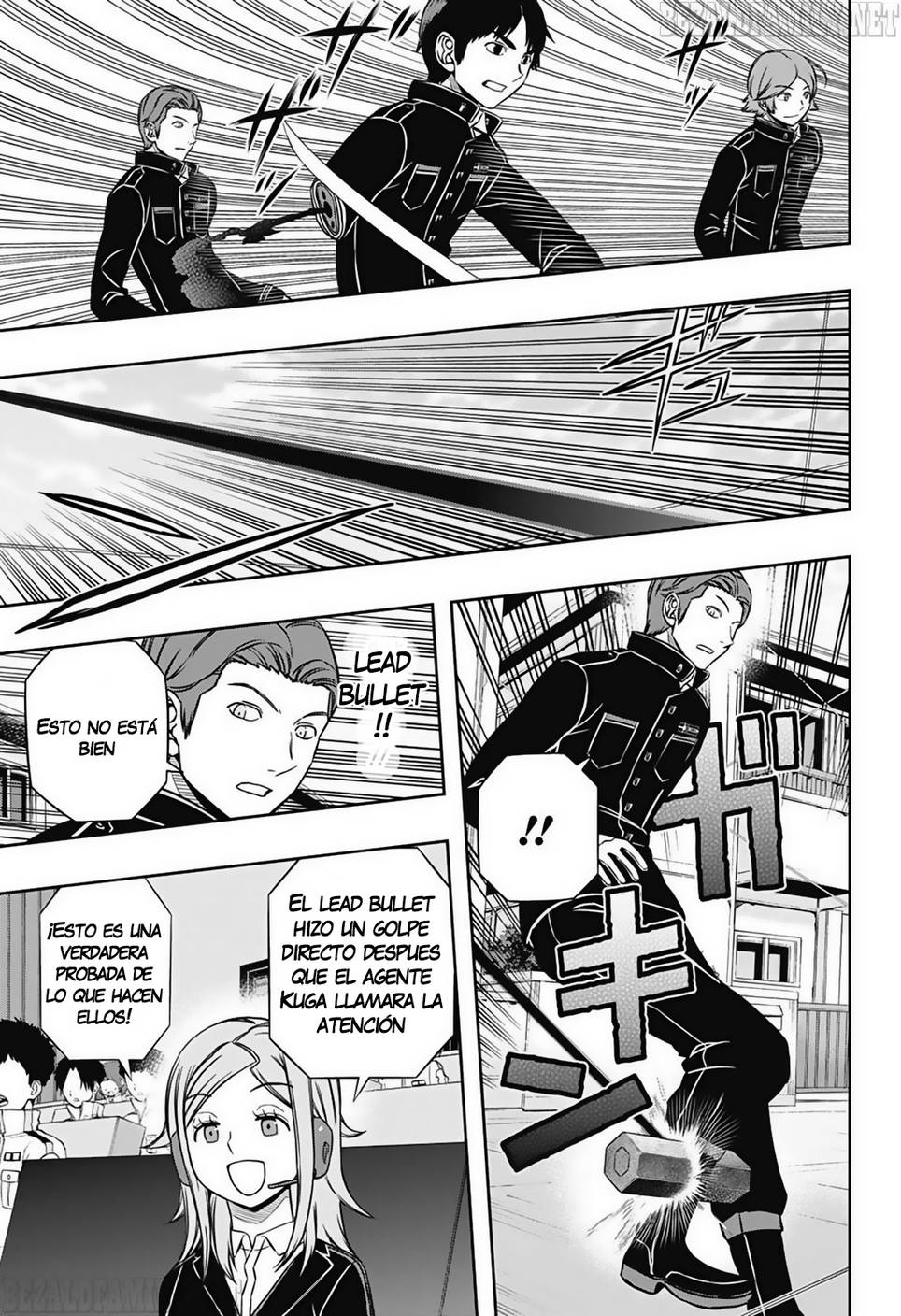 World Trigger: Chapter 153 - Page 14