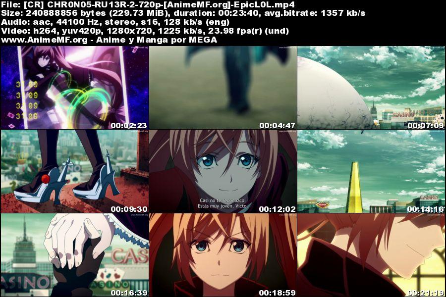 Vista previa de Saiyuuki Reload Blast 02 HD Sub Español MEGA