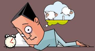 bahaya insomnia