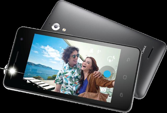 Andromax Es: Android 4G LTE Murah Dengan Jaringan Kuat