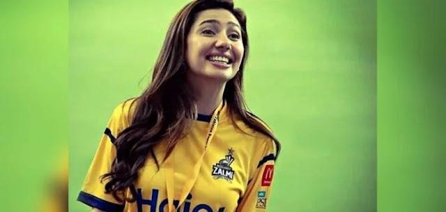 Pakistan Super League 2019 Mahira Khan welcomed foreign Player in Karachi