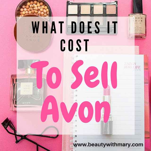 What Does it Cost to Sell Avon