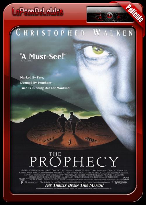 The Prophecy (Ángeles y Demonios) 1995 [BrRip | Dual | Mega]
