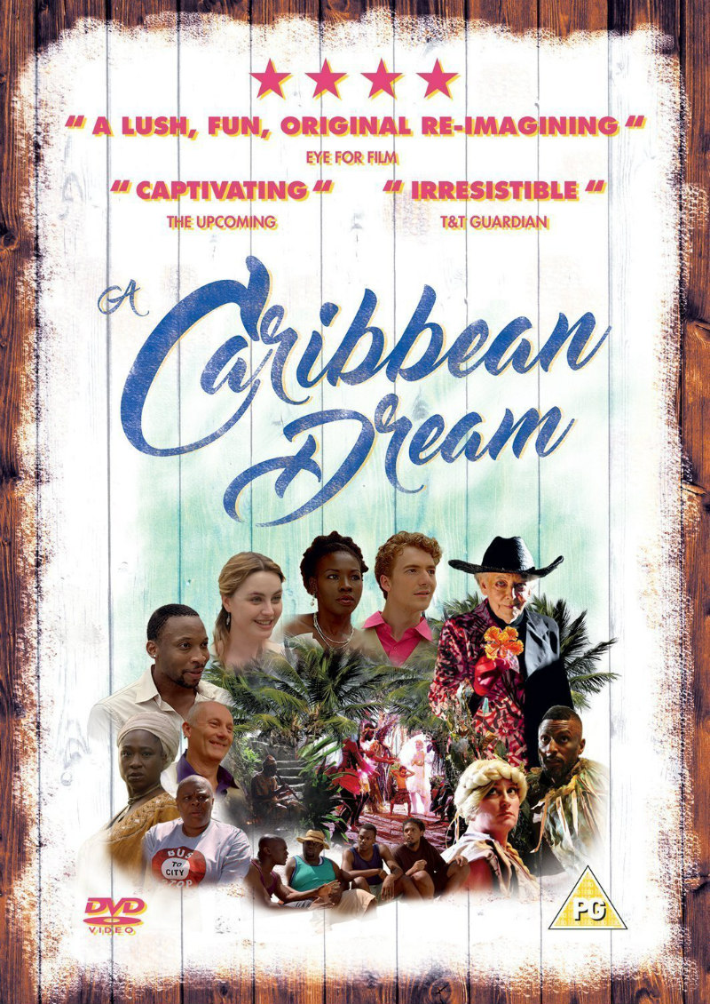 A CARIBBEAN DREAM dvd