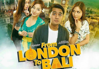 Film From London To Bali (2017) Full Movie
