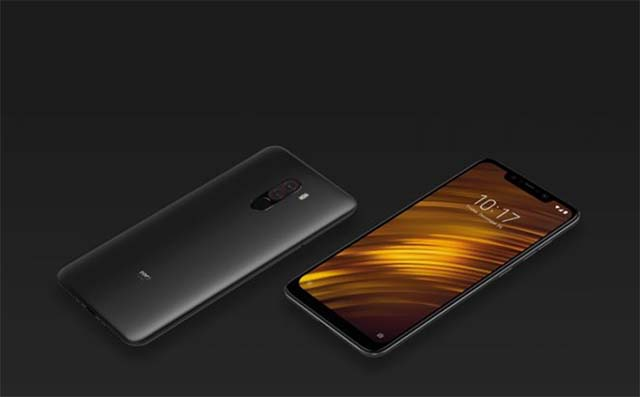 Review Xiaomi Poco F1 Dan Download Wallpaper Bawaannya