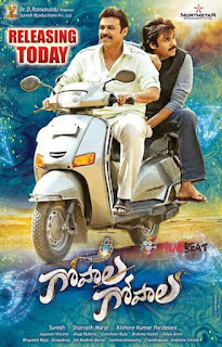 Gopala Gopala 2015 UNCUT Hindi Dual Audio 480p WEB-DL 450MB watch Online Download Full Movie 9xmovies word4ufree moviescounter bolly4u 300mb movies