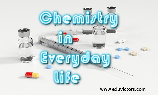 an examination of the chemistry in everyday life Refresh your understanding of how chemistry applies to everyday life using this informative chapter our video and text lessons are followed by short quizzes you can use to prepare for an.