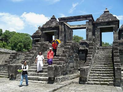 Istana Ratu Boko, Yogyakarta