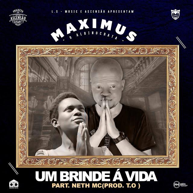 """O rapper angolano Maximus lança o som """"Um brinde a vida"""" com part. de Neth MC"""