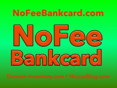 NoFeeBankcard.com