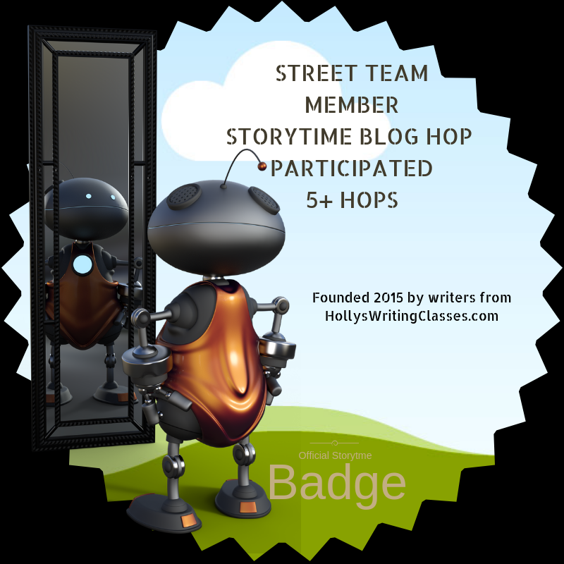 Storytime Blog Hop Award
