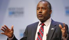 "Ben Carson Refers To Slaves As ""Immigrants"" While Talking To HUD Employees"
