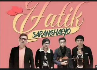 Lirik Lagu Saranghaeyo - Fatik Band