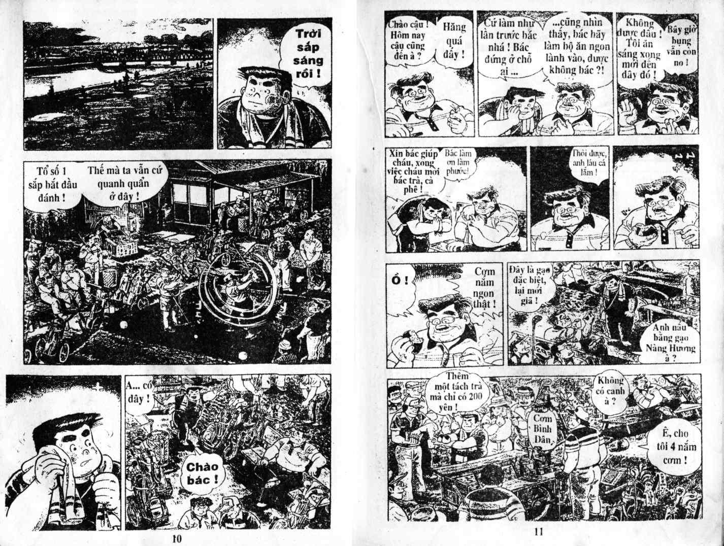 Ashita Tenki ni Naare chapter 1 trang 3
