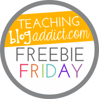 http://www.teachingblogaddict.com/2015/01/freebie-friday-january-23rd.html