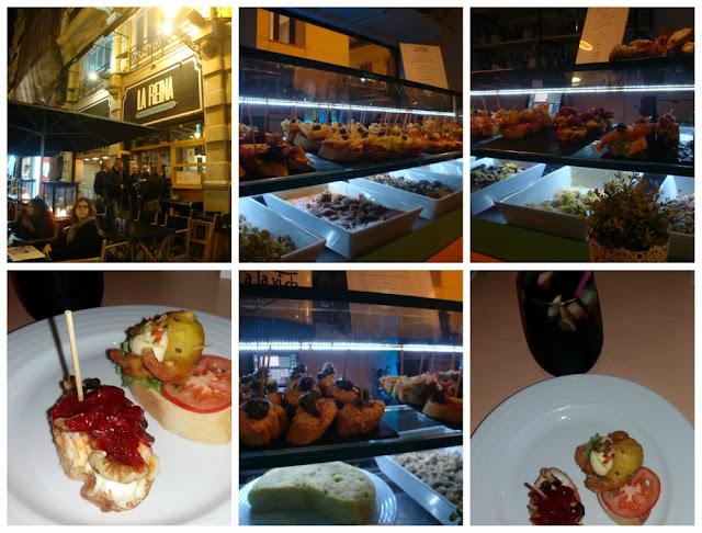 Onde comer tapas em Valência - La Reina