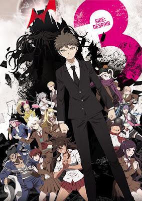 Danganronpa 3 The End of Kibougamine Gakuen Zetsubou hen Anime 2016