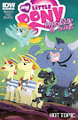 My Little Pony Friendship is Magic #34 Comic Cover Hot Topic Variant