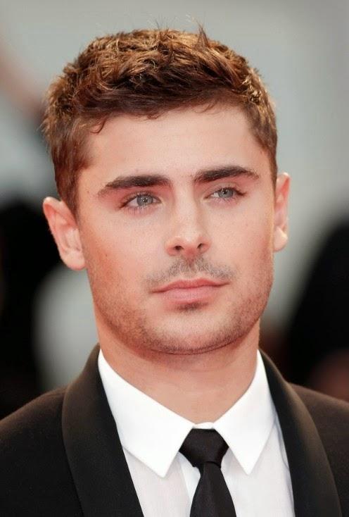 Model Rambut Pria Berkelas Tampil Menarik Dan Elegan - Gaya rambut pendek untuk wajah bulat pria