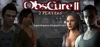 Elenco jogo ObsCure 2 PS2 Torrent 2007 +Tradução Português.