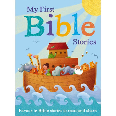 The Bookworm Baby My First Bible Stories