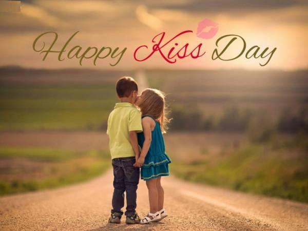 kiss day wallpaper download