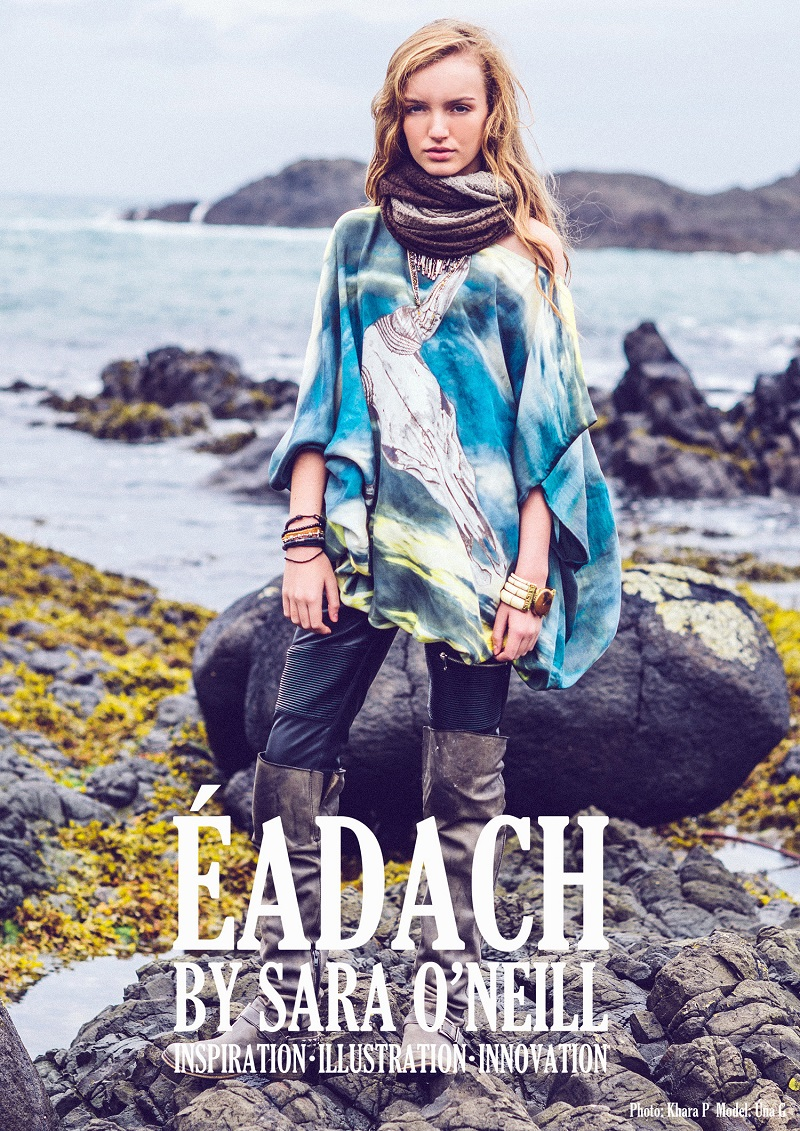 Eadach by Sara O Neill, Local Focus, The Style Guide Blog, Irish style blog, Northern Ireland