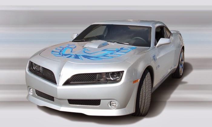 FirebirdPontiac.com 2017 New Pontiac Firebird concept may be closer to production than you think